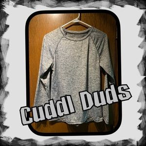 🆕Cuddl Duds Climateright Top